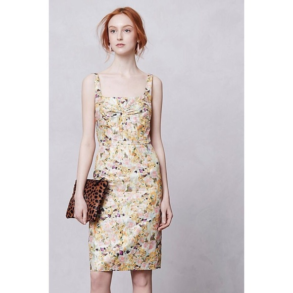 8f4f407d5bf1 Anthropologie Dresses & Skirts - Anthropologie Leifsdottir Aurelian Brocade  Dress